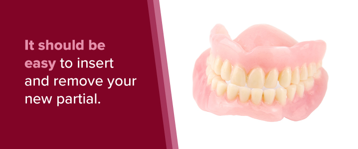 partial dentures Yuma AZ